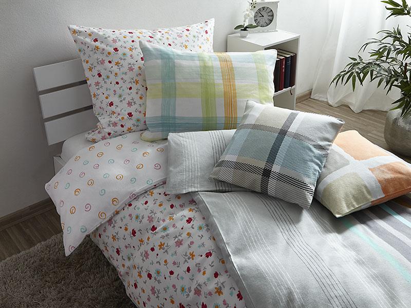 bettw sche biber bettw sche garnitur. Black Bedroom Furniture Sets. Home Design Ideas