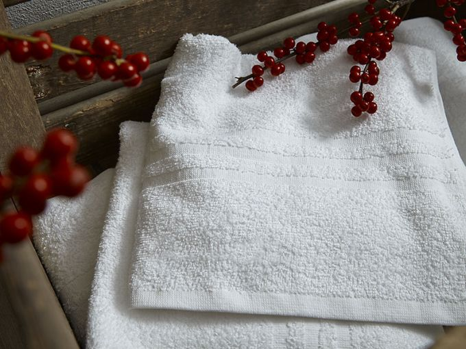 POLAR Walk-Frottiertuch
